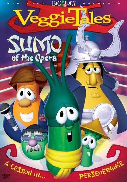 Veggie Tales: Sumo of the Opera DVD (DVD)