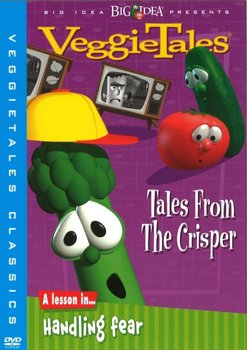 Veggie Tales: Tales From The Crisper DVD (DVD)
