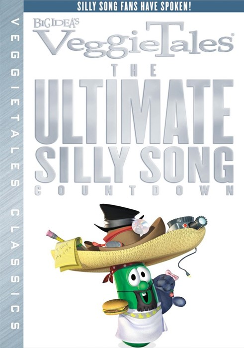 Veggie Tales: Ultimate Silly Songs DVD (DVD)