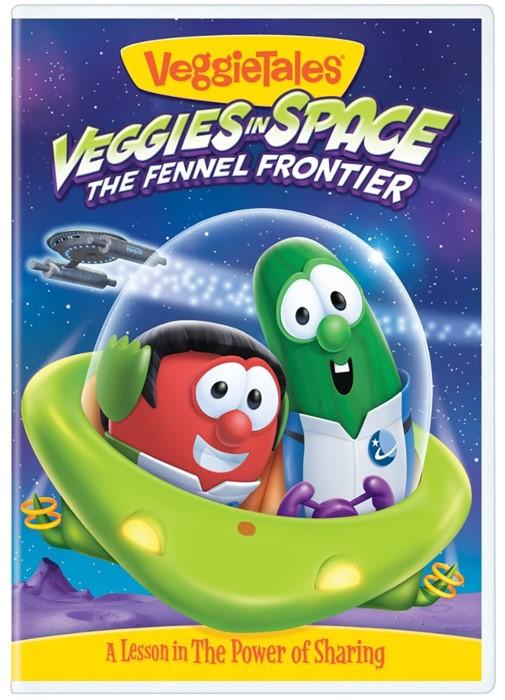 Veggies in Space: The Fennel Frontier DVD (DVD)