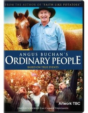 Angus Buchans Ordinary People DVD (DVD)