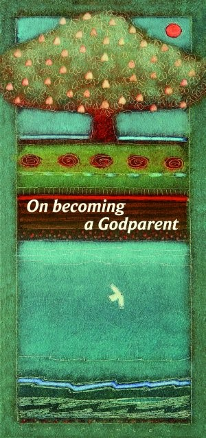 Becoming a Godparent Card B307A (Pack of 20) (Cards)