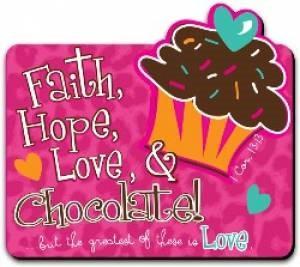 Magnet - Chocolate