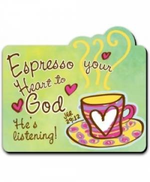 Magnet - Espresso