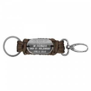 Survival Keychain Olive