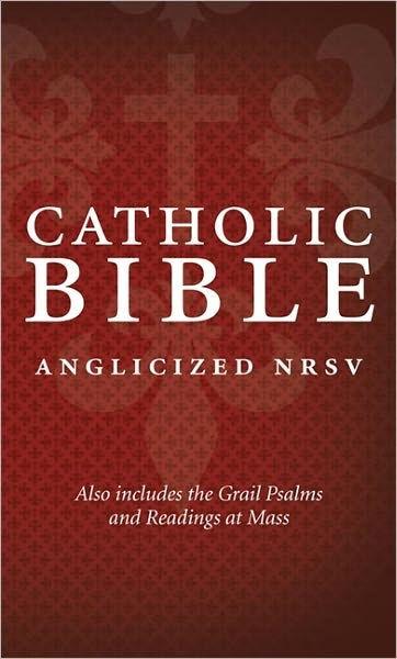 NRSV Catholic Bible Anglicized Grail Psalms