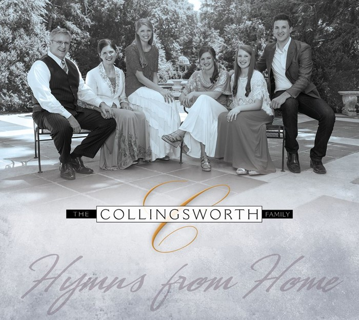Hymns From Home CD (CD- Audio)