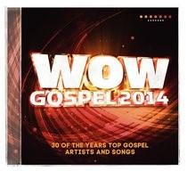 Wow Gospel 2014 CD (CD-Audio)