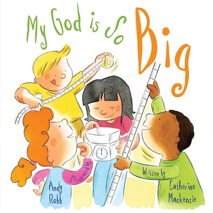 My God Is So Big (Paperback)
