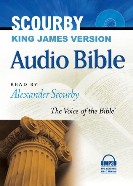KJV Bible On MP3 CD (CD-Audio)