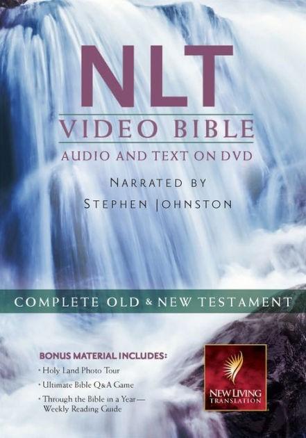 NLT Video Bible Dramatised DVD (DVD)