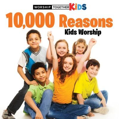 10,000 Reasons Kids Worship CD (CD-Audio)