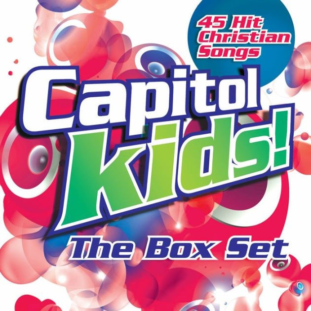 Capitol Kids! Box Set CD (CD- Audio)
