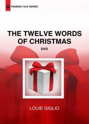 The Twelve Words of Christmas DVD (DVD)