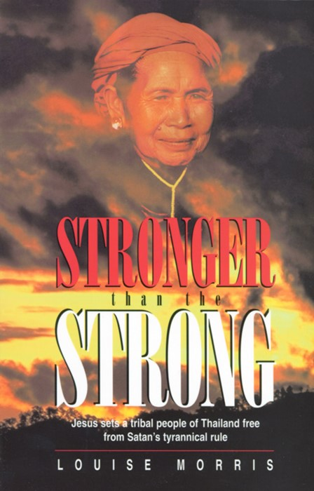 Stronger Than The Strong (Paper Back)
