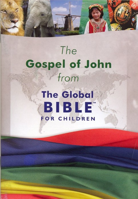 CEV Gospel Of John From The Global Bible For Children (Paperback)