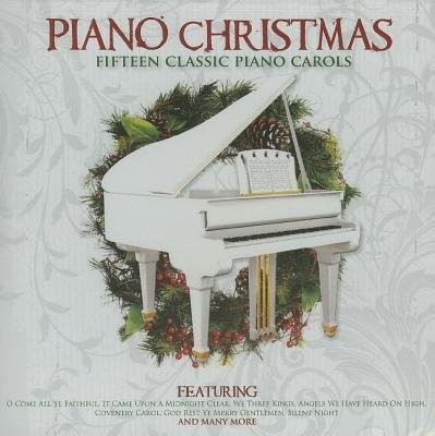 Piano Christmas CD (CD-Audio)