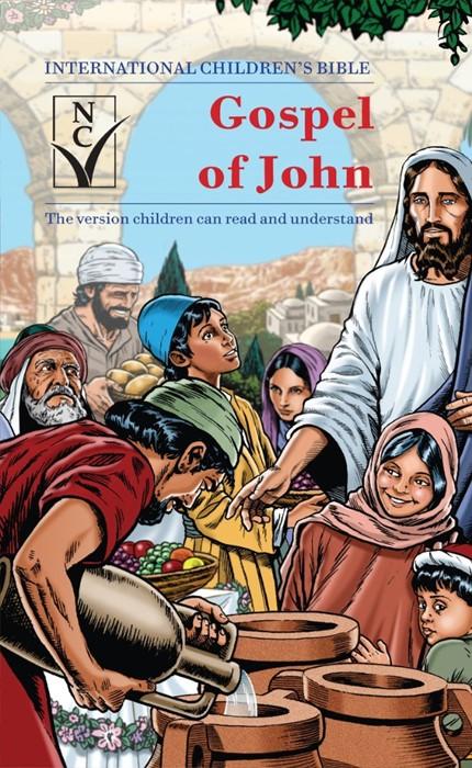 ICB Gospel Of John (Paperback)