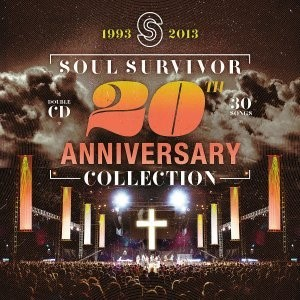 Soul Survivor: 20th Anniversary CD (CD-Audio)