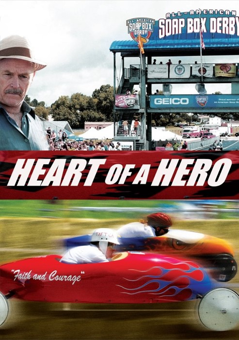 Heart Of A Hero (DVD Audio)