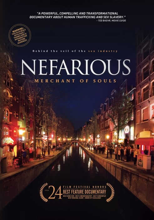 Nefarious (DVD Audio)