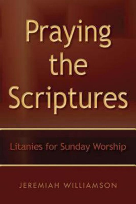 Praying The Scripture (Paper Back)