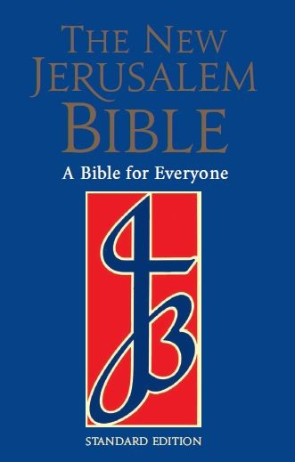 NJB Standard Edition HB Blue (Hard Cover)