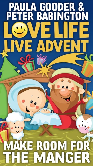 Love Life Live Advent (Paperback)