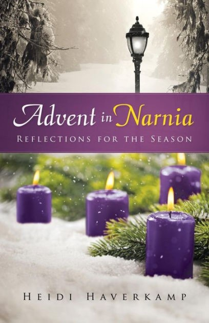 Advent In Narnia (Paperback)