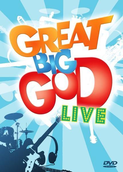 Great Big God Live DVD (DVD)
