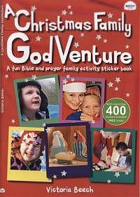 Christmas Family God Venture (Paperback)