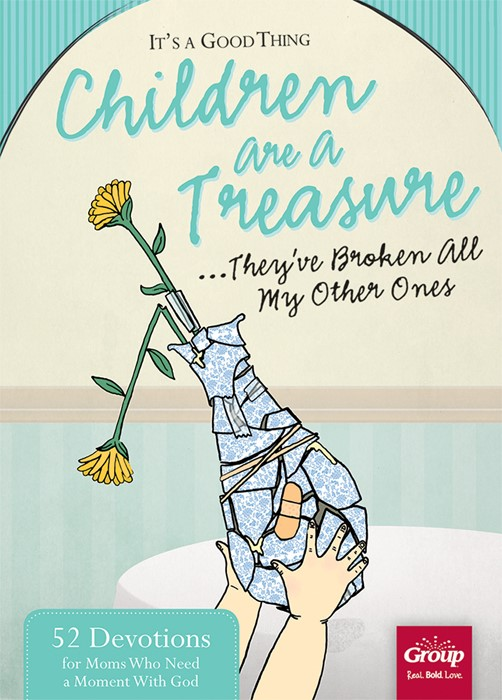 It's a Good Thing Children Are A Treasure (Paperback)