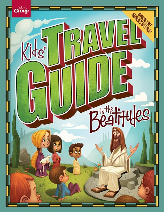 Kids Travel Guide: Beatitudes (Paperback)