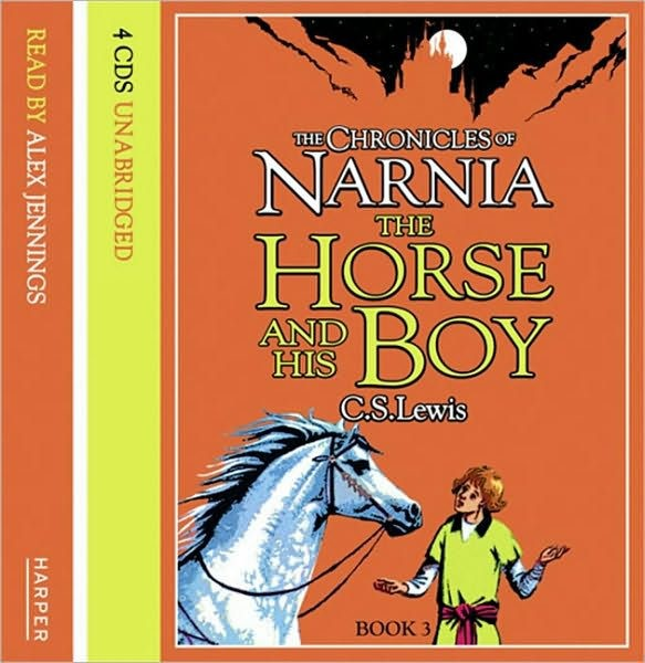 Narnia CD: The Horse And His Boy (CD- Audio)
