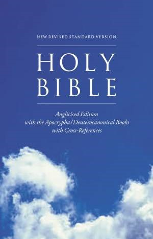NRSV Holy Bible With Cross References (Hard Cover)