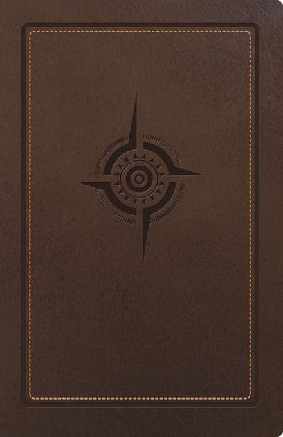 Compass Study Bible (Imitation Leather)