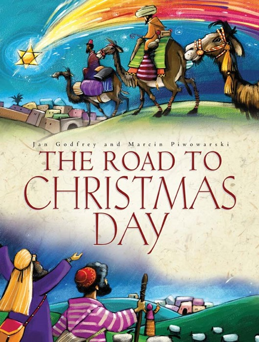 Road To Christmas Day, The H/b (Hard Cover)