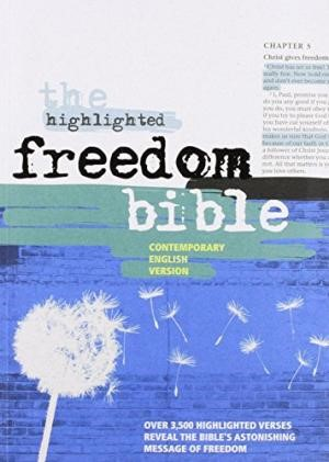 CEV Highlighted Freedom Bible (Paperback)