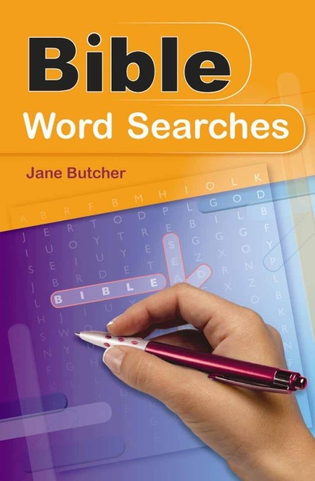 Bible Word Search (Paperback)
