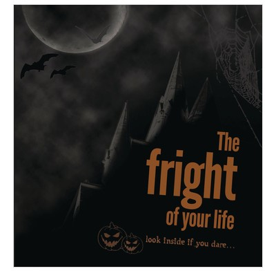 Fright of Your Life (Pack of 25) (Tracts)