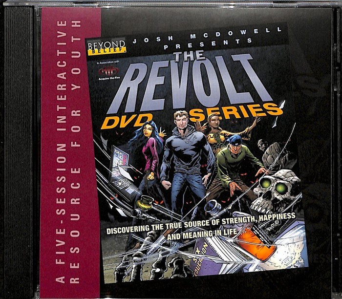 Revolt (Dvd) (DVD Audio)
