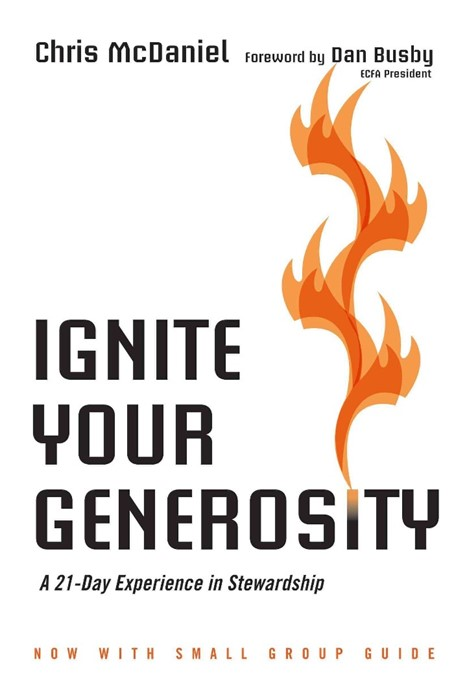 Ignite Your Generosity (Paperback)
