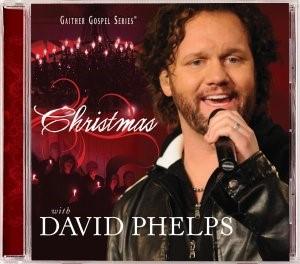 Christmas with David Phelps CD (CD- Audio)