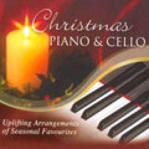 Christmas Piano & Cello CD (CD- Audio)