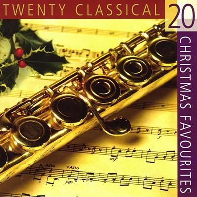 20 Classical Christmas Favourites CD (CD-Audio)