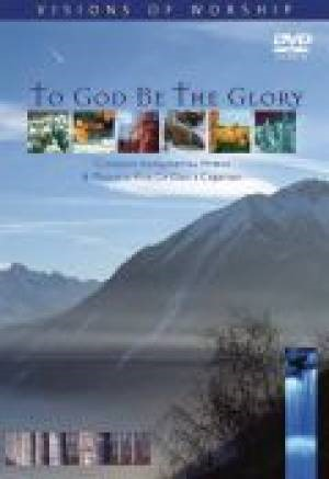 To God Be The Glory DVD (DVD)