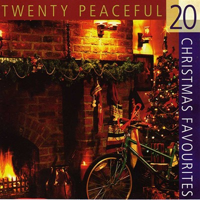 20 Peaceful Christmas Favourites CD (CD-Audio)