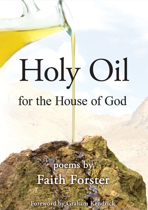 Holy Oil For The House Of God (Hard Cover)