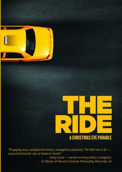Ride, The: A Christmas Eve Parable. DVD (DVD)