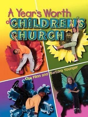 Year's Worth of Children's Church, A (Paperback)